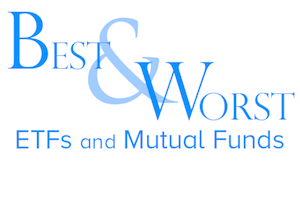 Best & Worst ETFs & Mutual Funds: Energy Sector
