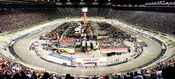 Speedway Motorsports is Stuck in Reverse