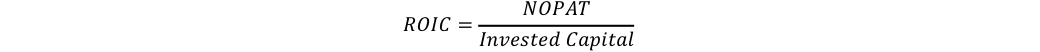 ROICformula