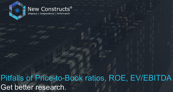 """Webinar: """"Pitfalls of Price-to-Book Ratios, ROE, and EV/EBITDA"""" – Hosted by Interactive Brokers"""