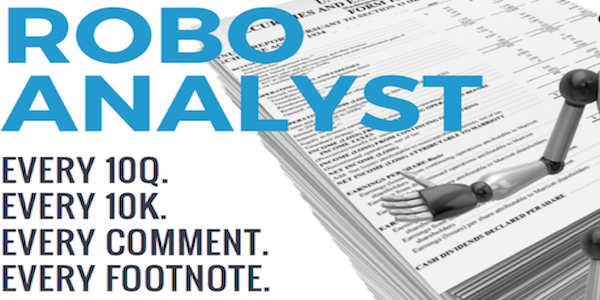 Boston University's Questrom School of Business Focuses on our Robo-Analyst