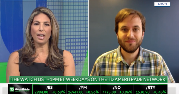 The State of the IPO Market on TD Ameritrade Network